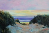 Oregon Coast 16 x 20 Acrylic Sold