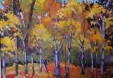 Autumn 18 x 24 Oil