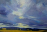 Coming Storm 24 x 30 Oil Sold