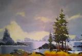 Ruby Beach, Olympic Peninsula 48 x 36 Acrylic Sold